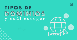 Tipos de dominios | Agencia Marketing Digital Tresbombillas